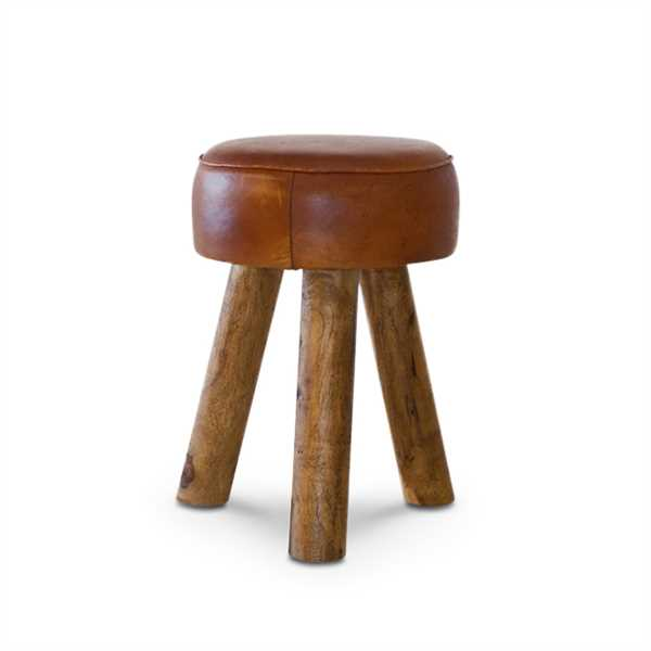 Donnel  Stool In Sheesham Wood