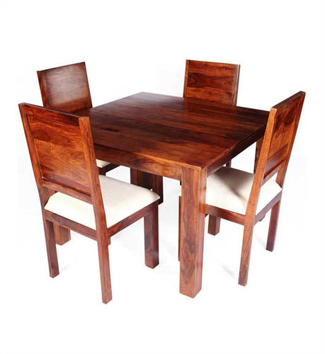 Toby 4 Seater Dining Set