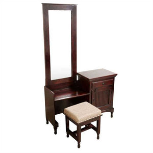 Noah Dressing Table In Sheesham Wood