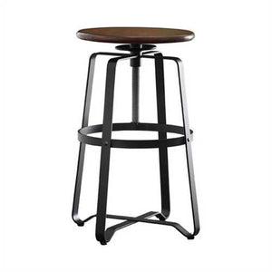 Willem Stool In Mild Steel