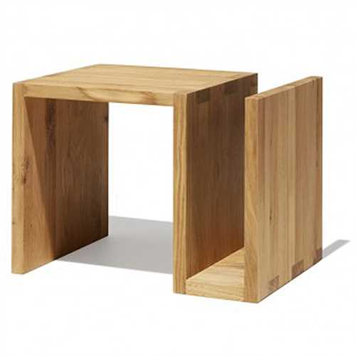 Illyrio  Side Table In Sheesham Wood
