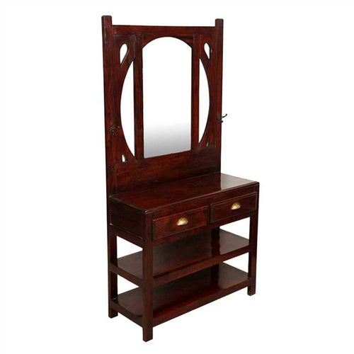 Liam Dressing Table In Mango Wood