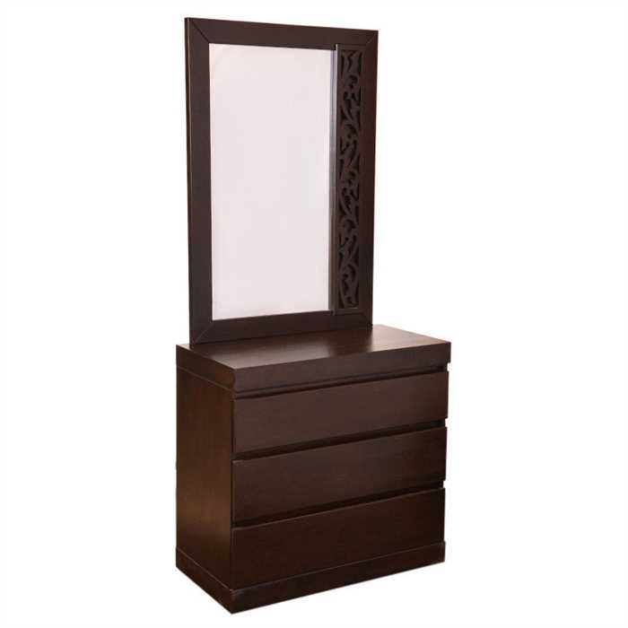 Isabella Dressing Table In Mango Wood