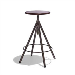 Lain Bar Stool In Mild Steel