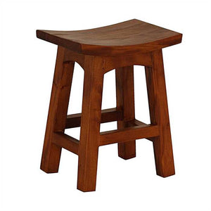 Chucky Stool Small In Sheesham Wood