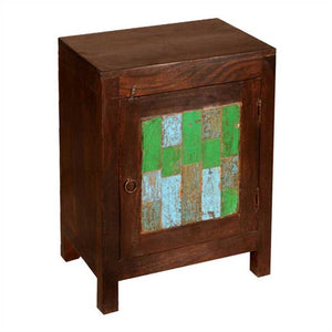 Christina Bed Side Table In Sheesham Wood