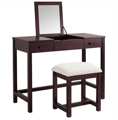 Ethan Dressing Table In Sheesham Wood