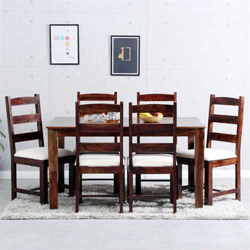 Morgan 6 Seater Dining Set