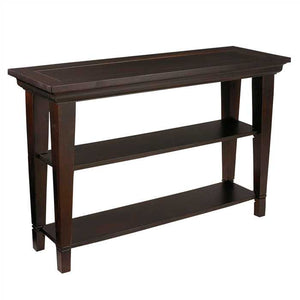 Miranda Console Table In Solid Sheesham Wood