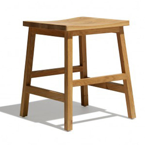 Hallyne Stool In Sheesham Wood