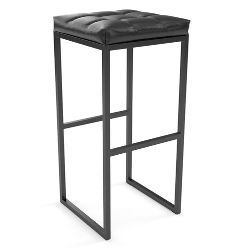Arch Bar Stool In Mild Steel