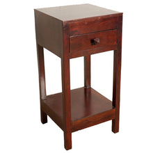 Kesha Bed Side Table In Mango Wood