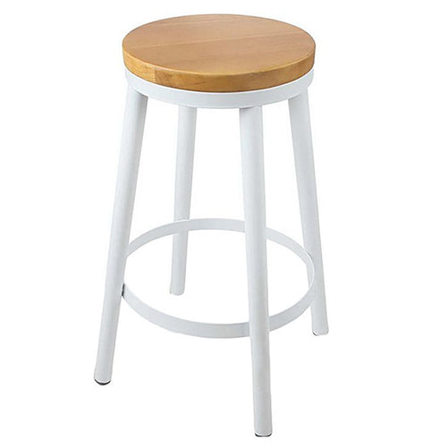 Freedy Bar Stool In Mild Steel