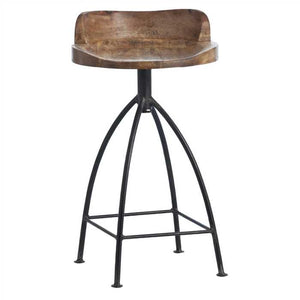 Rose Bar Chair In Sheesham Wood