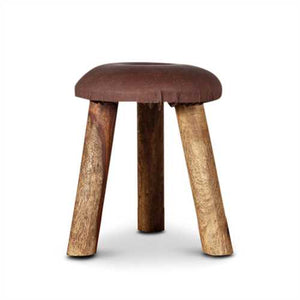 Wayn Stool In Solid Wood