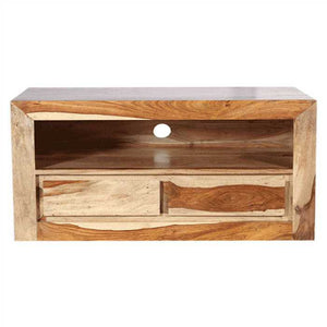 Vin TV Cabinet In Sheesham Wood