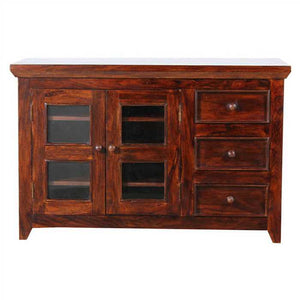 Martin TV Cabinet In Sheesham Wood