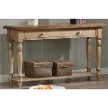 Leann Console Table In Mango Wood