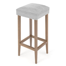 Bella Stool In Teak Wood