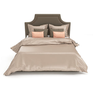 Nikki Bed In Premium Fabric