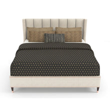 Hems Bed In Plywood With Premuim Upholstered Fabric