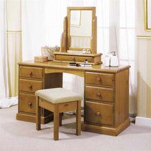 Mason Dressing Table In Sheesham Wood