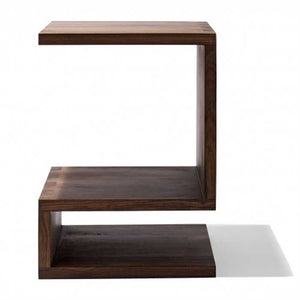 Conveth Side Table In Sheesham Wood