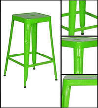 Stylo Stool In Mild Steel