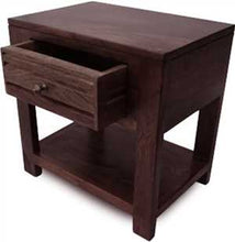 Toriad Bed Side Table In Sheesham Wood