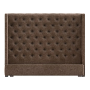 Nella Upholstered Bed In Premium Fabric