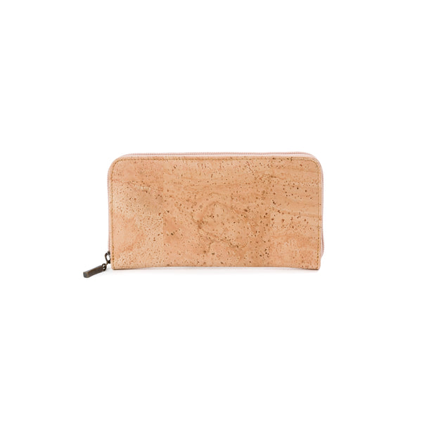 Cork wallet NATURAL