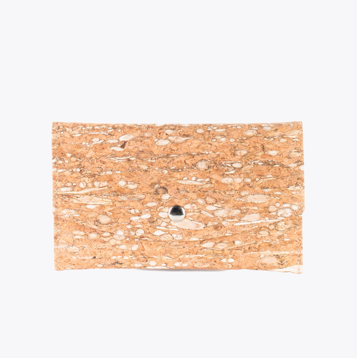 Cork envelope wallet COPPER