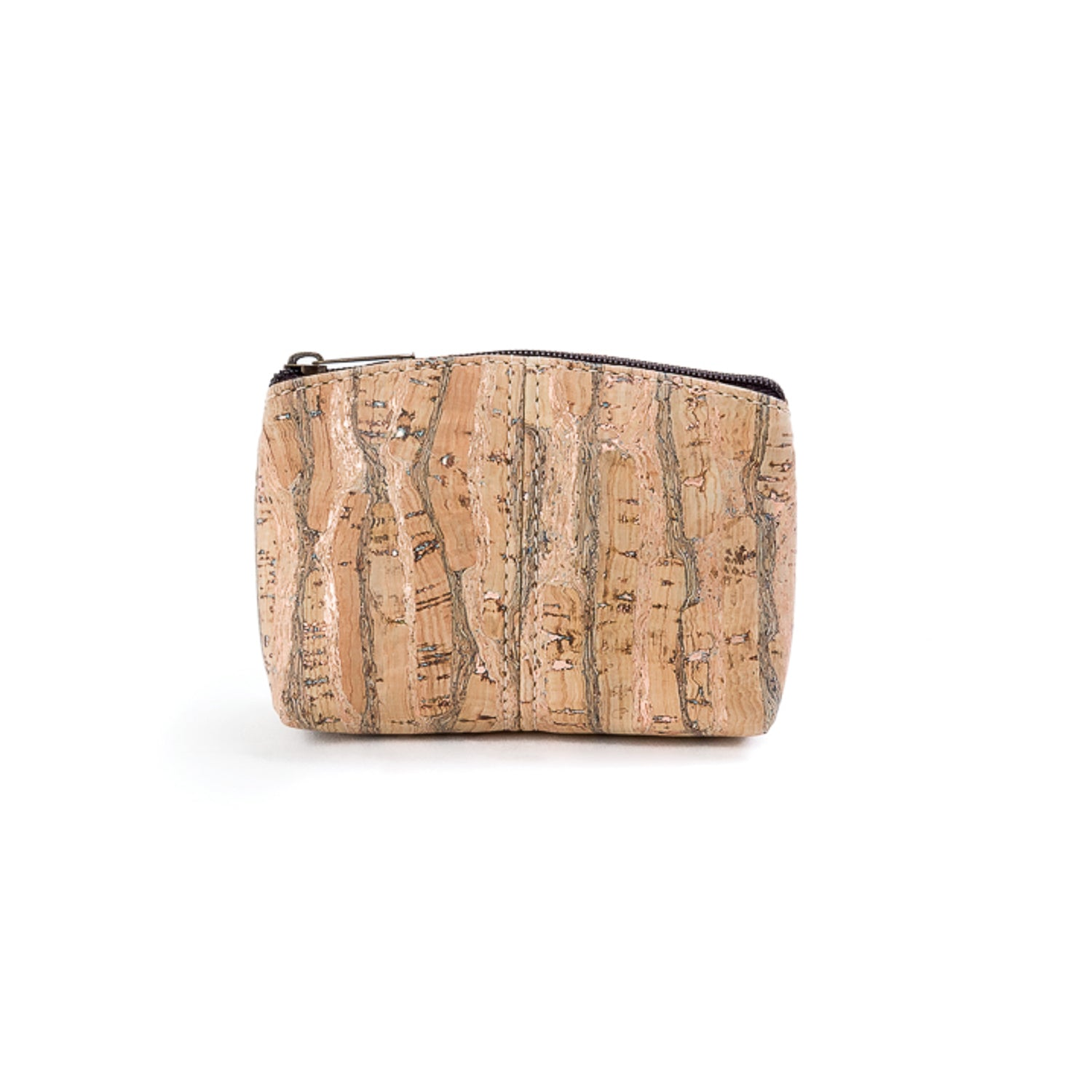 Cork mini purse COPPER