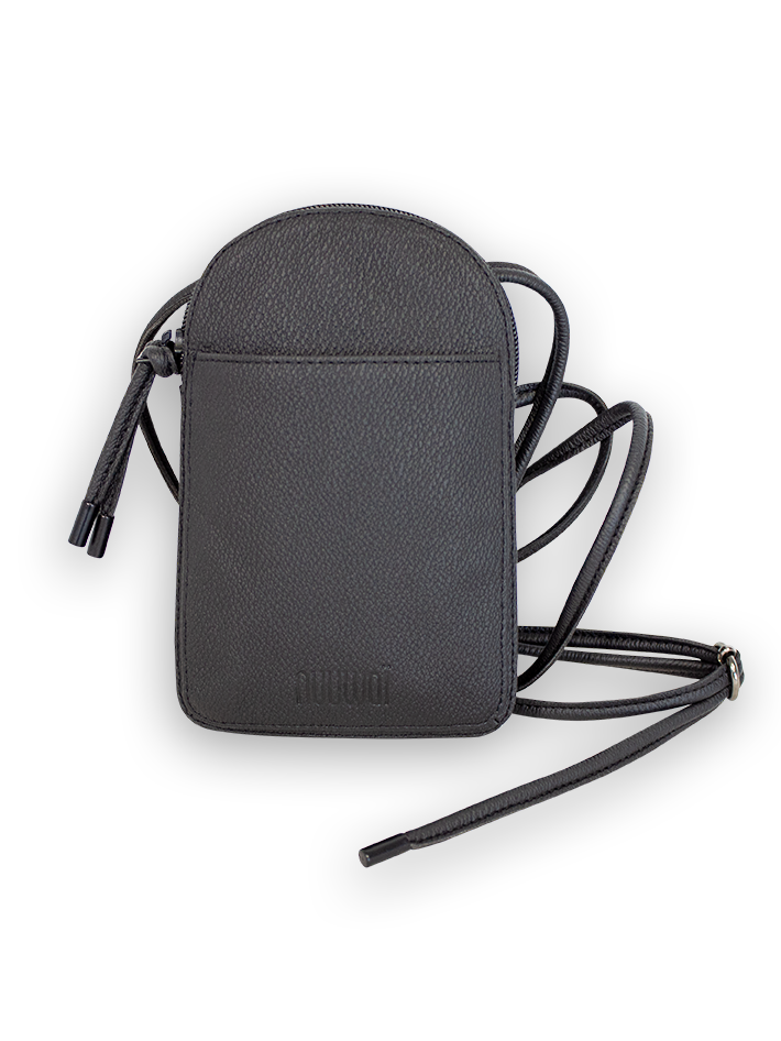 Appleskin bag KINE night black