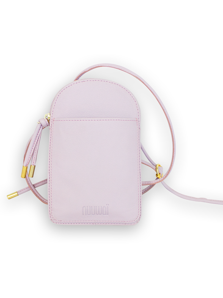 Appleskin bag KINE pale blush