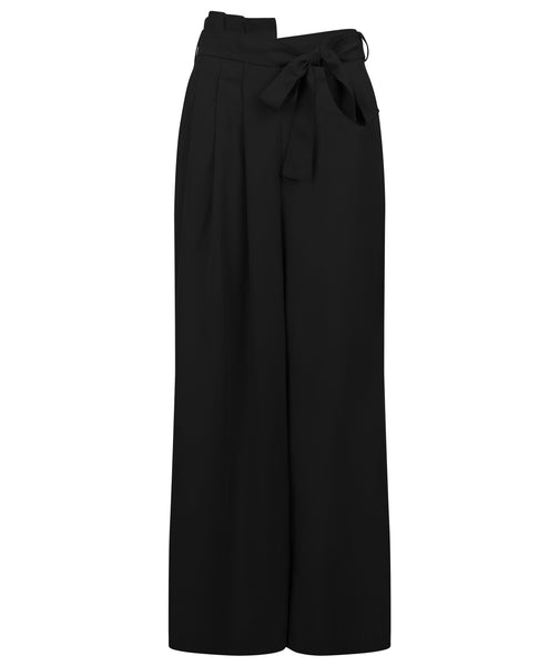 Tencel trousers PLEAT