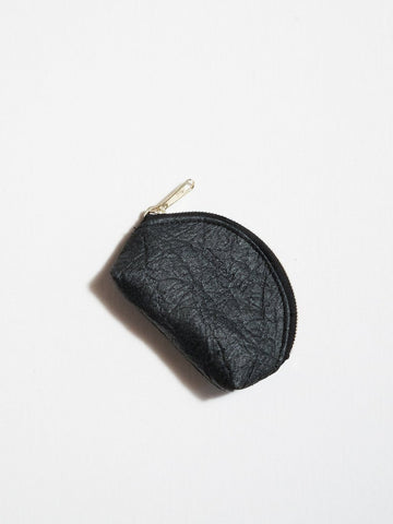 Pineapple fibre wallet CURVE