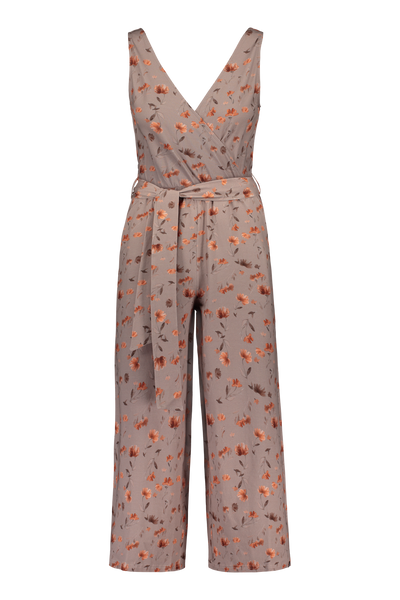 Organic cotton jumpsuit POPPY FIELD