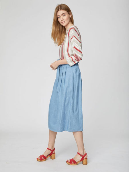 Organic cotton skirt SAMARA