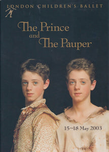 The Prince and the Pauper (2003) DVD