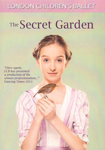 The Secret Garden (2013) DVD