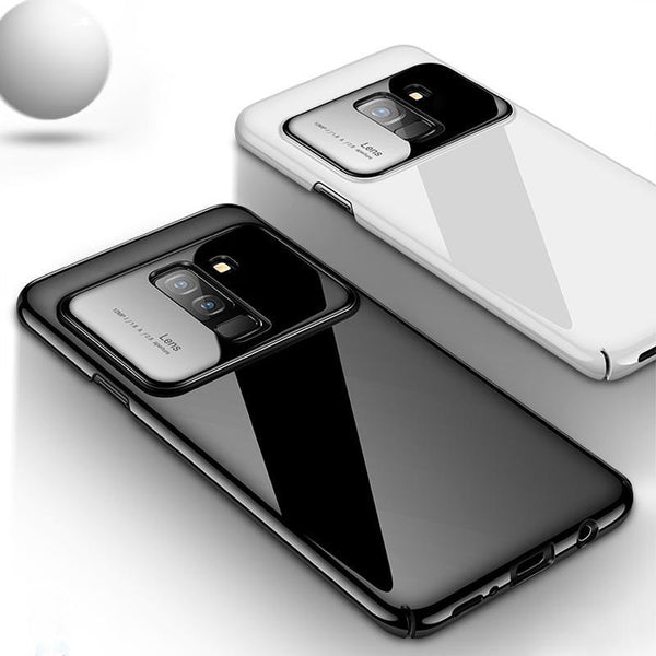 JOYROOM ® Galaxy A6 Plus Polarized Lens Glossy Edition Mirror Case