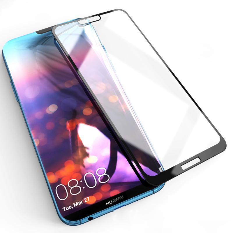 Huawei P20 Lite 5D Tempered Glass Screen Protector