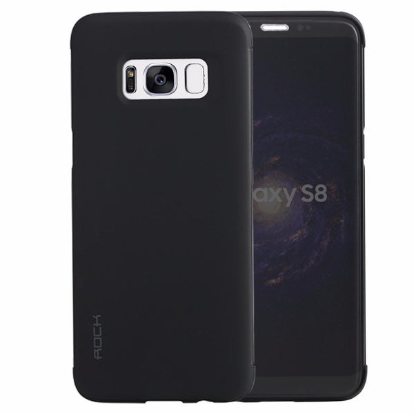 Galaxy S8/S8 Plus Rock Dr.v Full Window View Flip Case