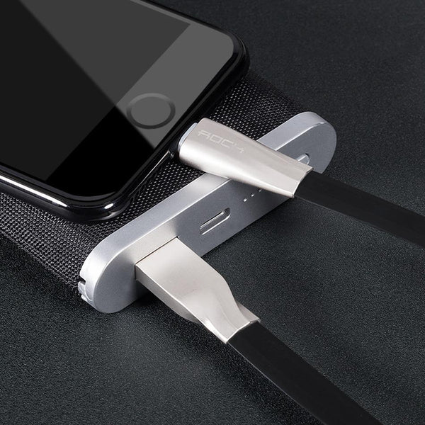 Auto Disconnect USB Charging Cable