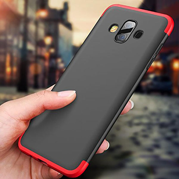 Galaxy J7 Duo 360 Degree Protection Case [100% Original GKK]