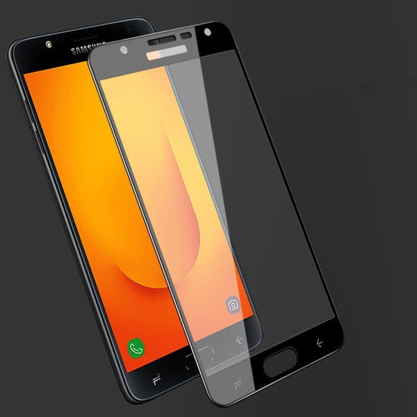 Galaxy J4 5D Tempered Glass Screen Protector