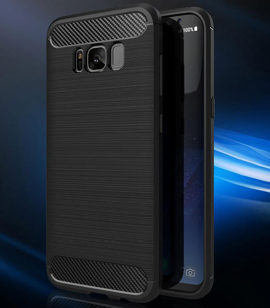 Galaxy S8/S8 Plus Ultra-thin Carbon Fiber Case