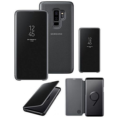 Galaxy S9 / S9 Plus Original Clear View Smart Mirror Flip Cover