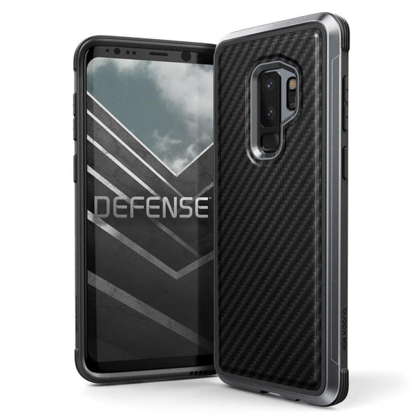 Galaxy S9 Plus Defense LUX Machined Metal Case